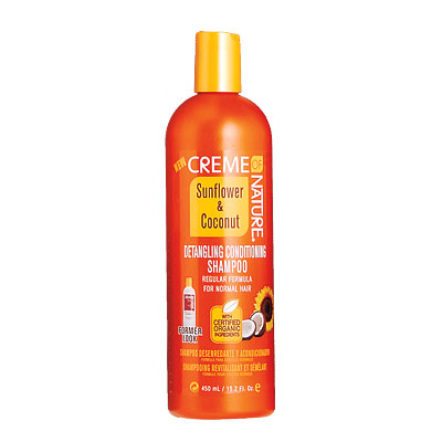 Is Creme Of Nature Products Good For Natural Hair