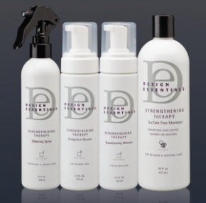 Strengthening Therapy System Revolution In Black Hair Care