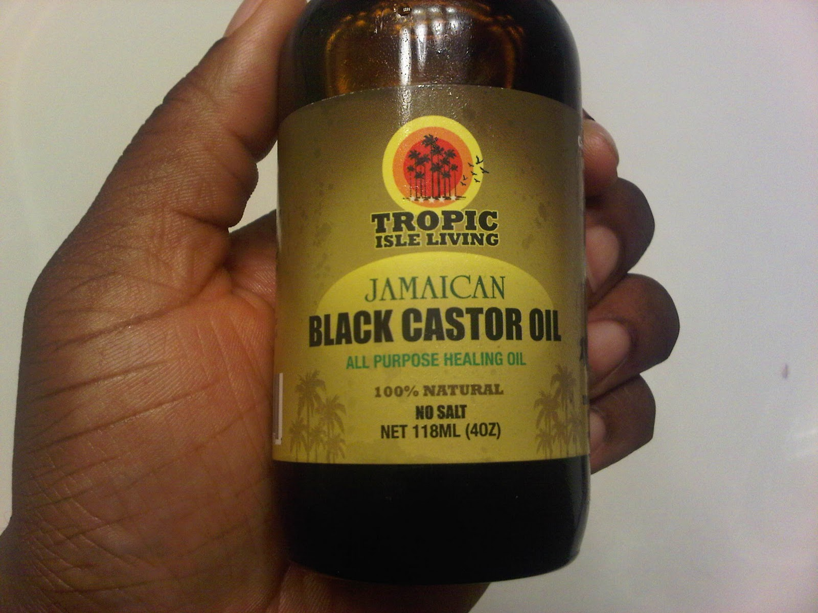 Castor Oil Hot Oil Treatment Natural Hair